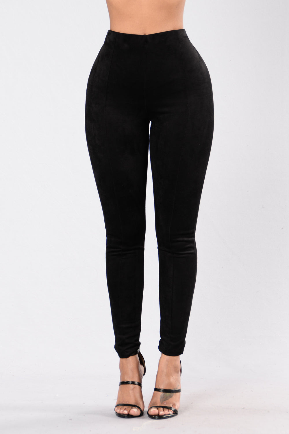 The Sophisticated Pant - Black