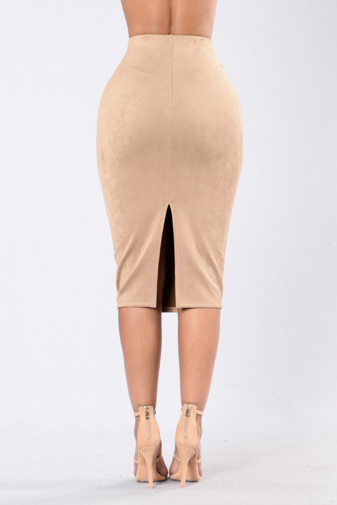 Of My Dreams Skirt - Tan
