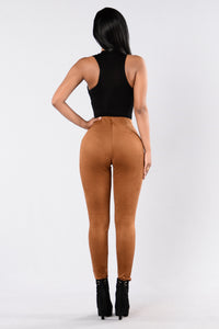 The Sophisticated Pant - Mocha