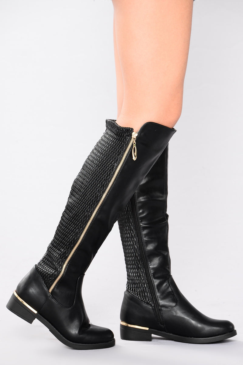 Hollace Boot - Black