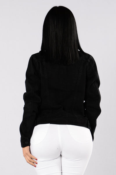 Call It Quits Jacket - Black