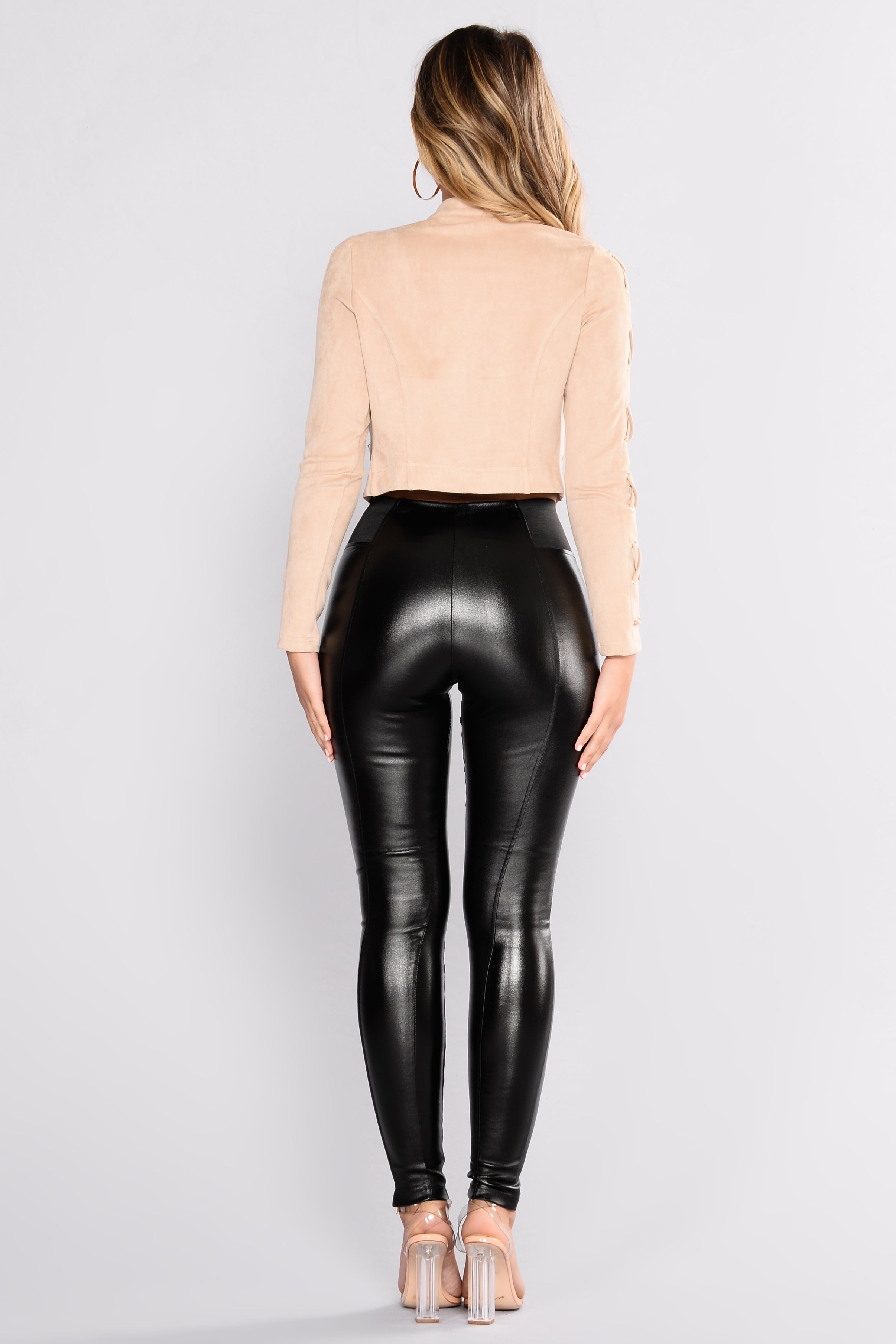 Apr 03,  · Born Pretty Store Black Stretch Faux Leather Leggings FREE SHIPPING & 10% DISCOUNT CODE USE HXBQ10 Link to item exploreblogirvd.gq