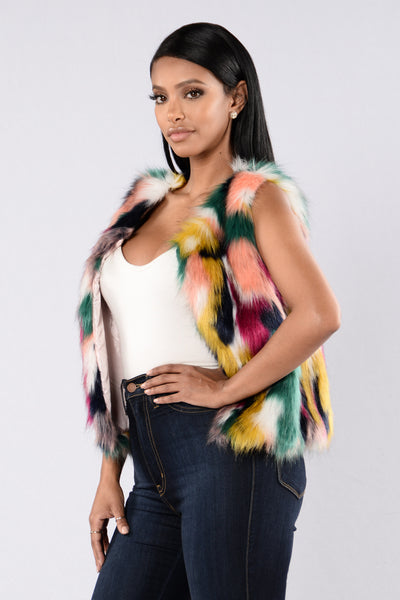 Noticeably Loud Jacket - Multi