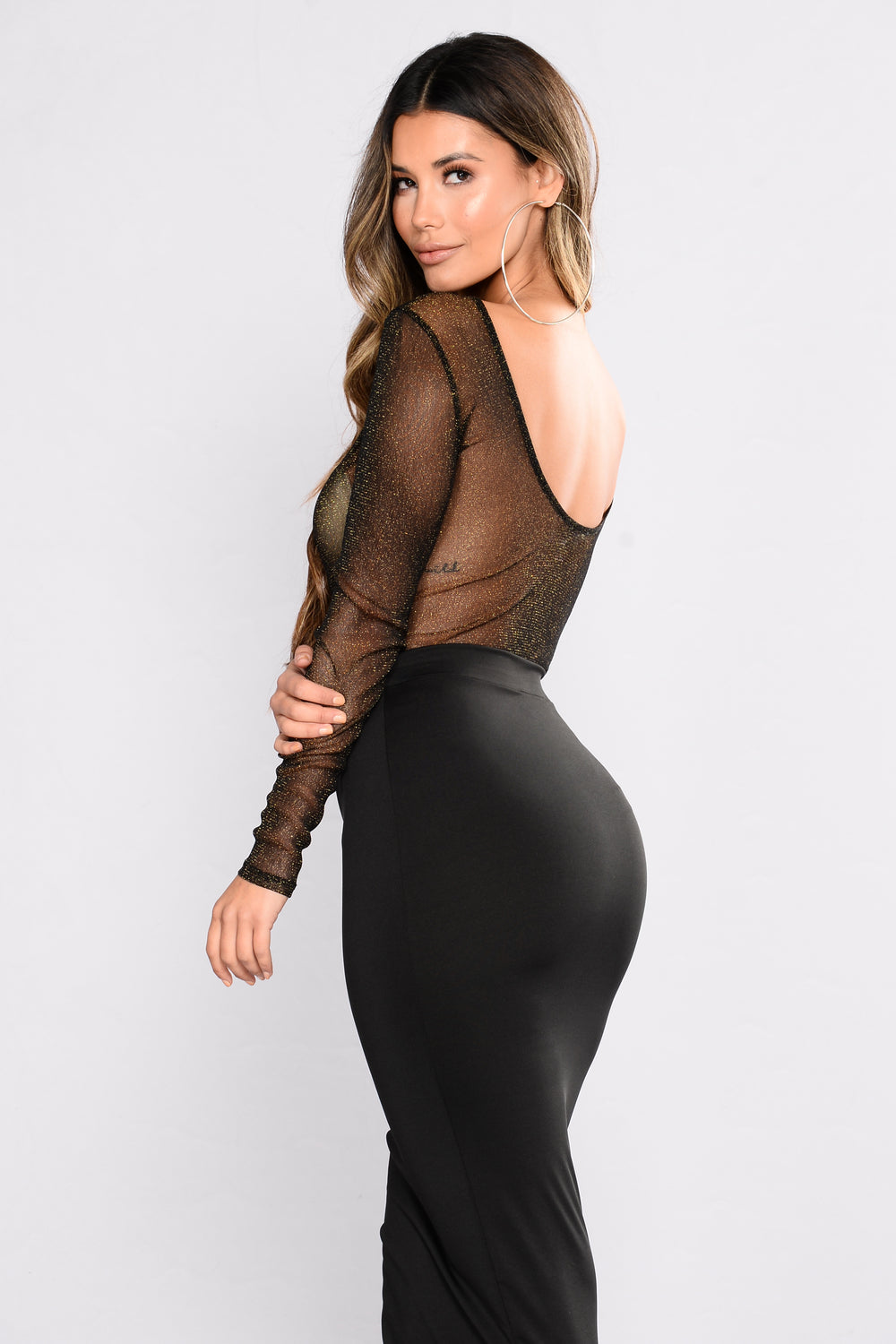 Hooper Bodysuit - Black