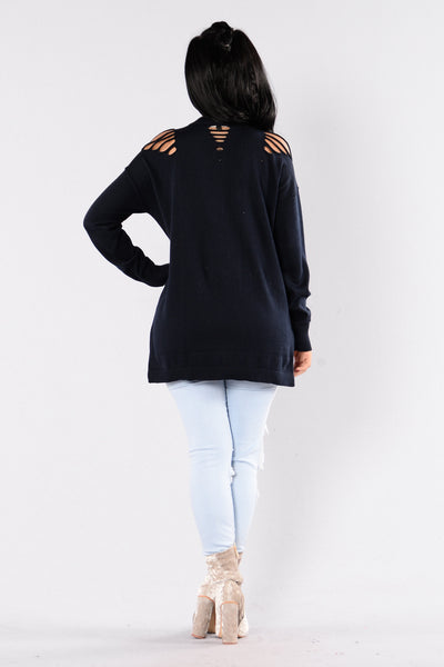 West Village Sweater - Navy