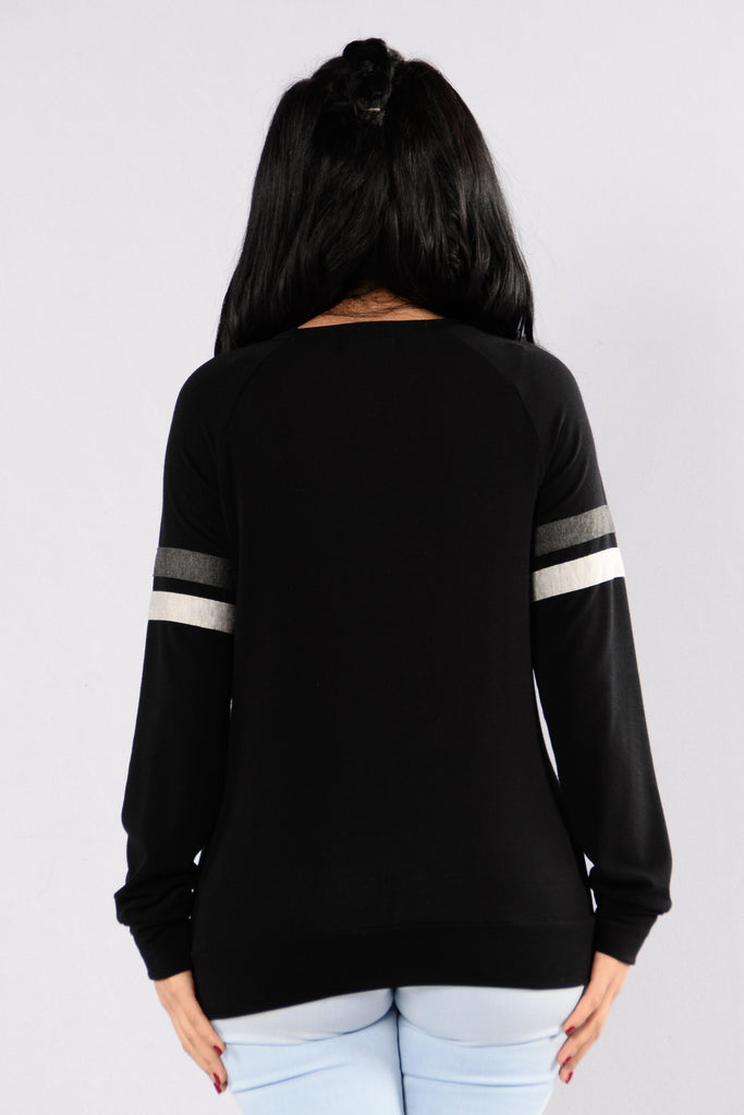 Comfy Top - Black