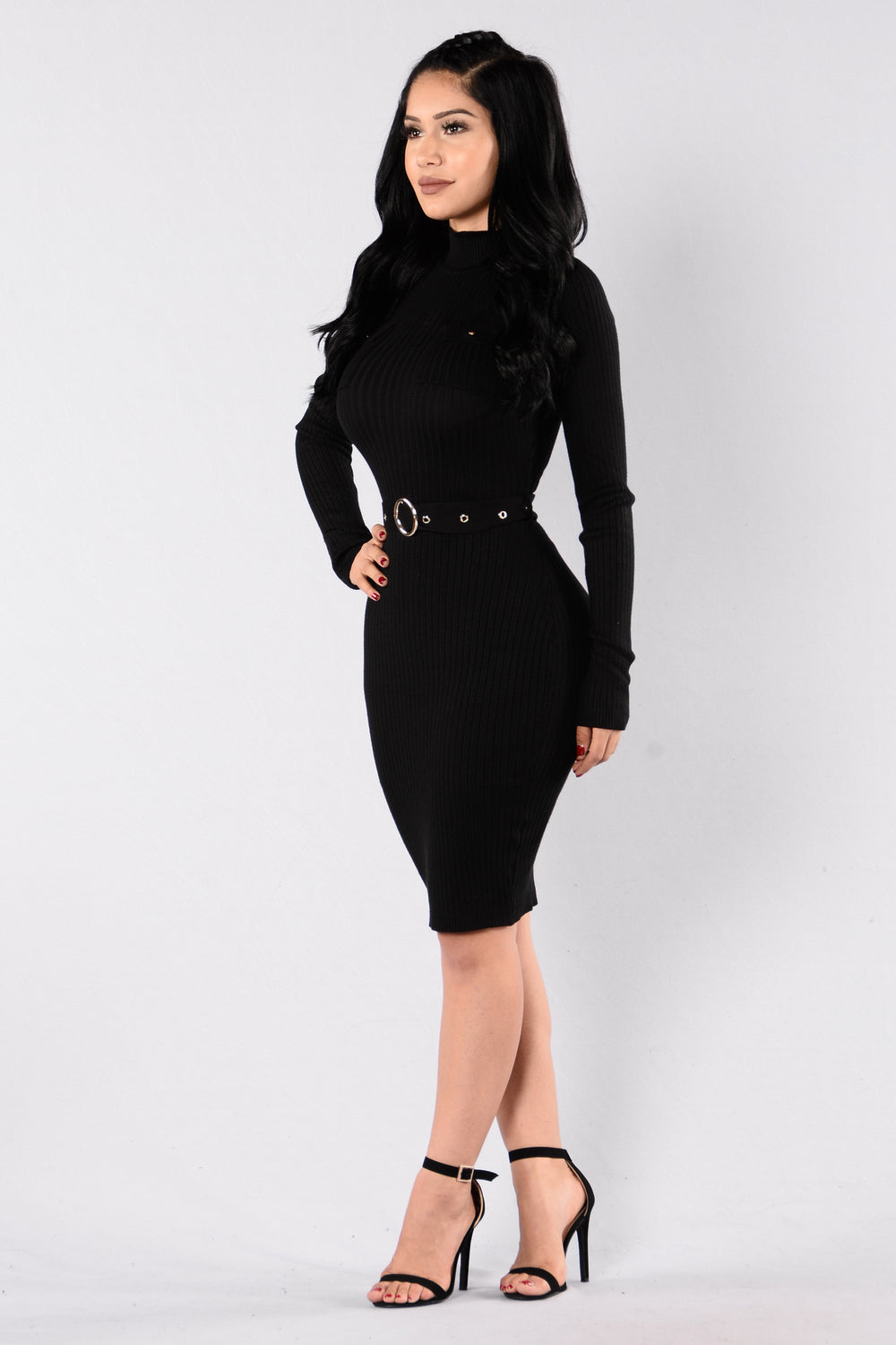 Urban Classic Dress - Black