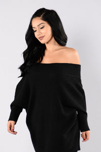 Jolene Sweater - Black