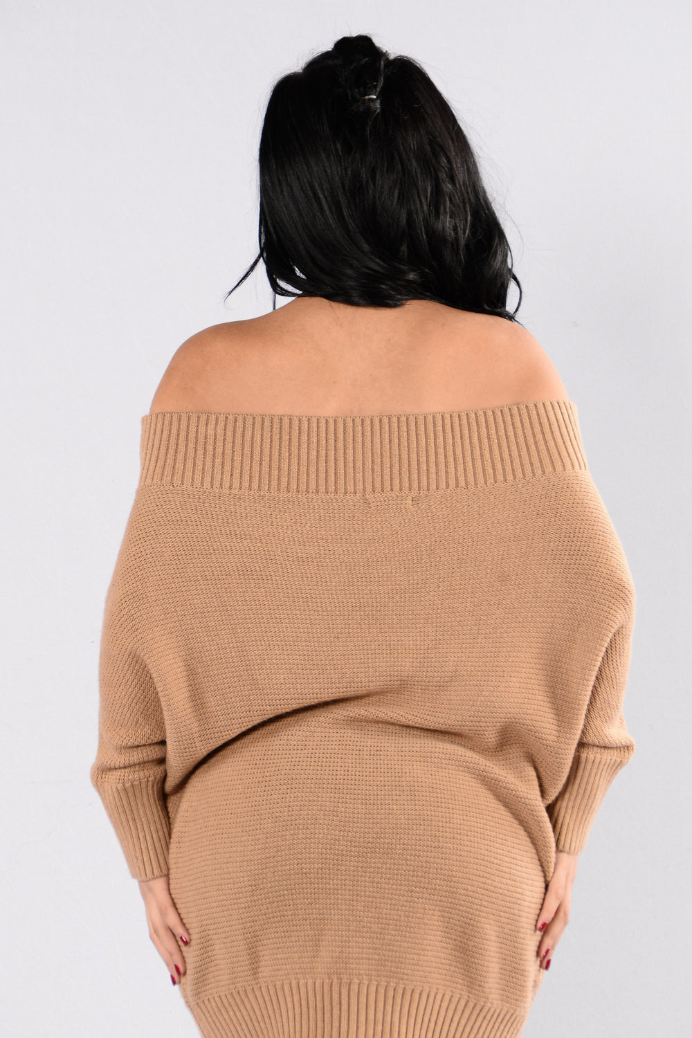Jolene Sweater - Camel