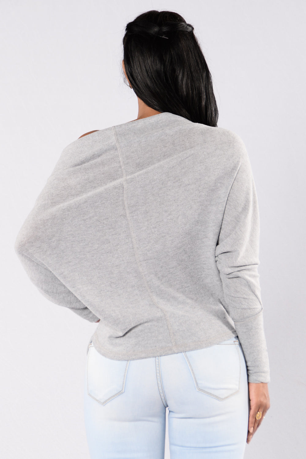 TLC Sweater - Grey