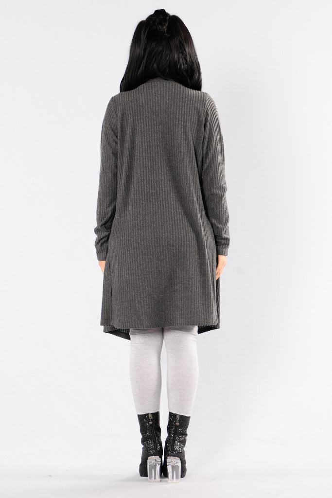 Mars Sweater - Charcoal