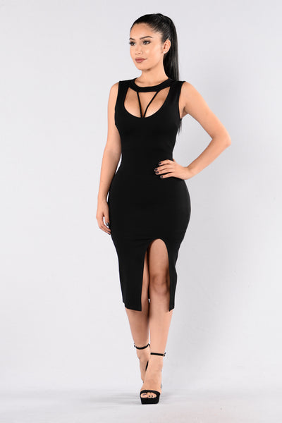 Thursday Night Dress - Black