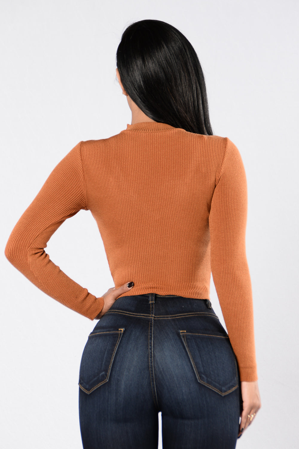 Ciara Top - Copper