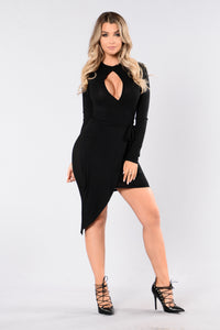 Wild Thang Dress - Black