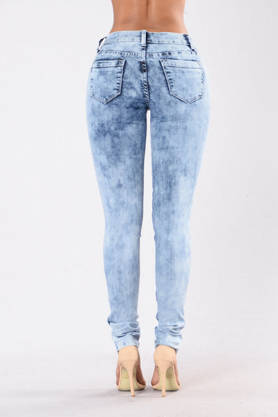 Need Them Jeans - Cloud