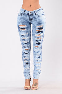 Need Them Jeans - Cloud Angle 1