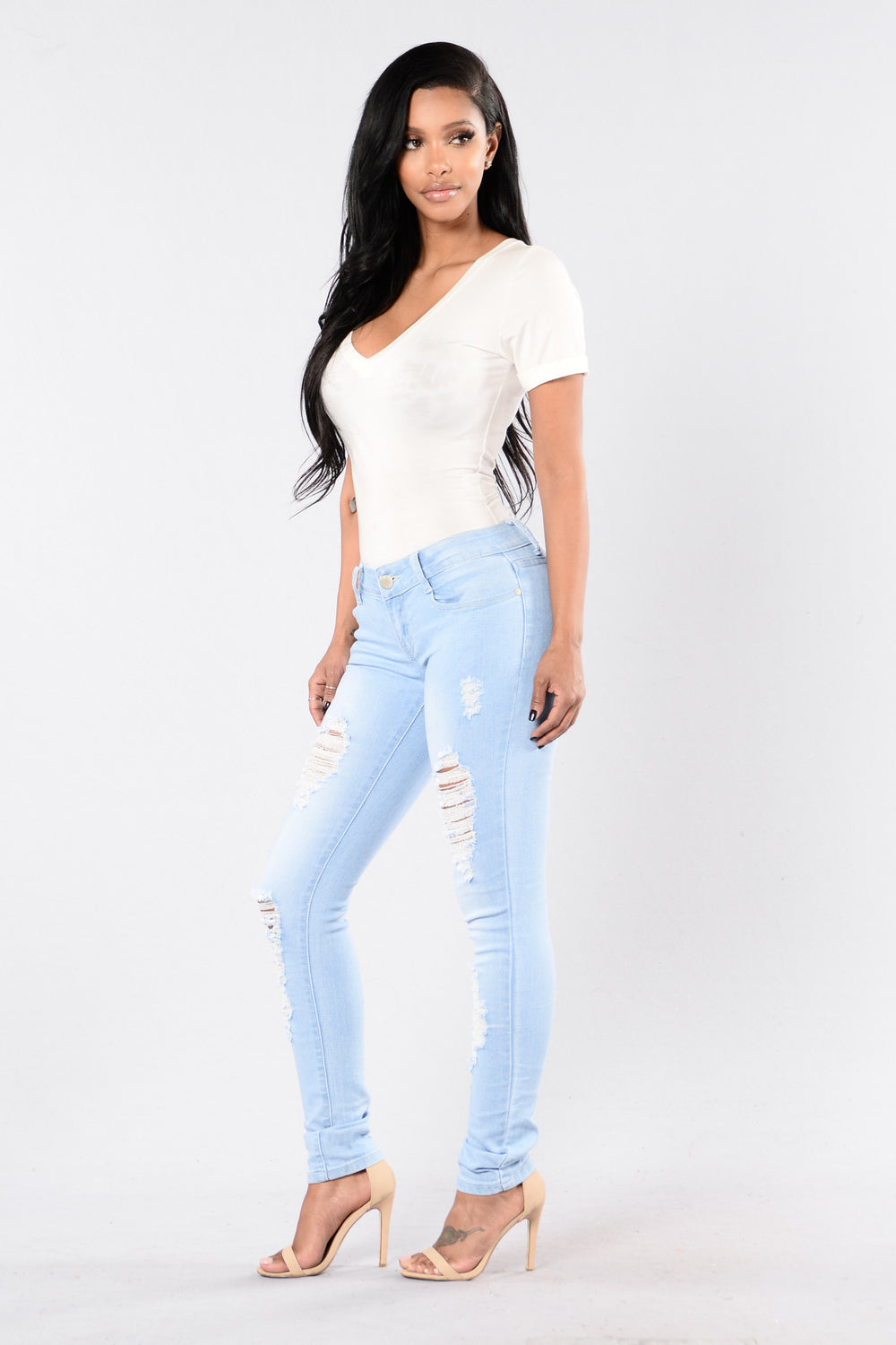 My Faves Jeans - Light