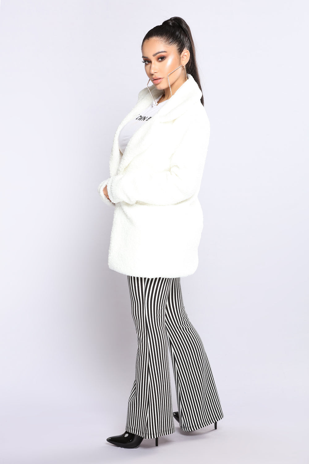 Winter Night Jacket - Ivory