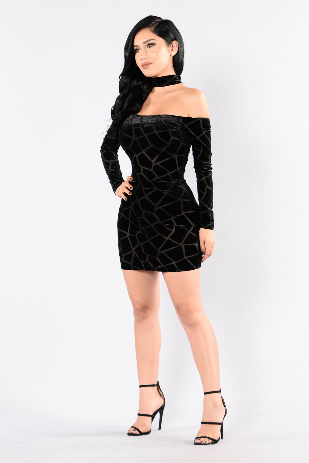 Scarlet Empress Dress - Black