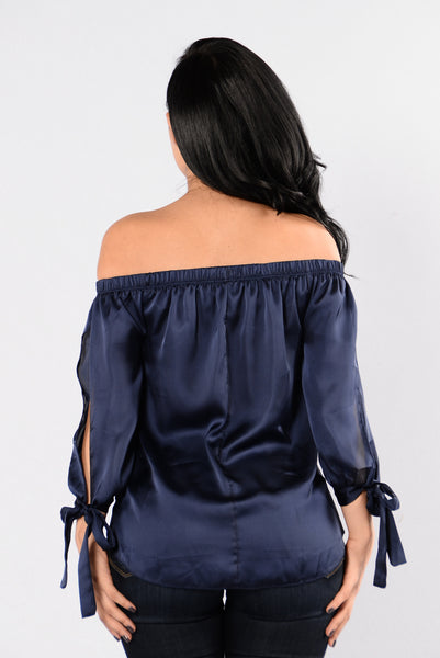Motown Top - Gucci Blue