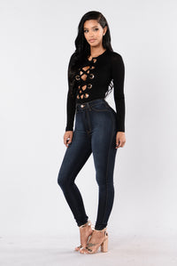 Good Lovin' Bodysuit - Black