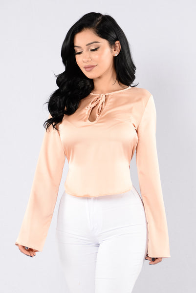 Steal The Show Top - Blush