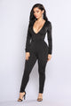 All The Power Jumpsuit - Black