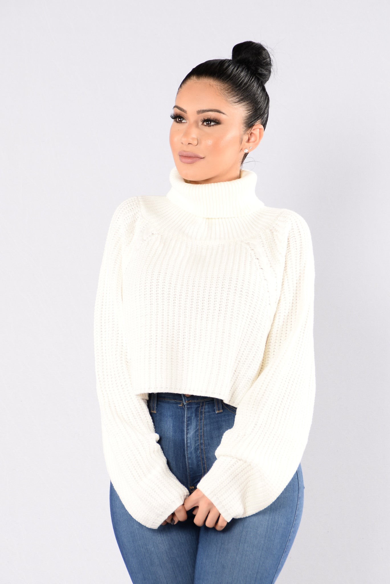 Fashion Nova A Woman S Worth Sweater