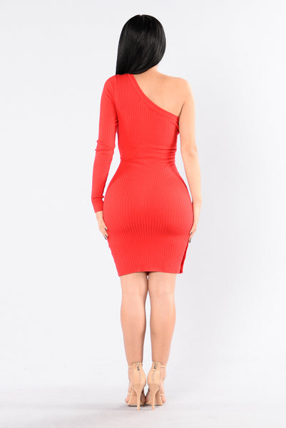 Slayage Dress - Red