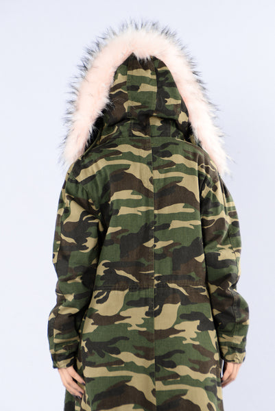 In Hiding Jacket - Camo