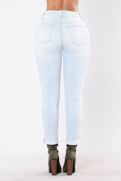 Feeling This Way Jeans - Light Wash