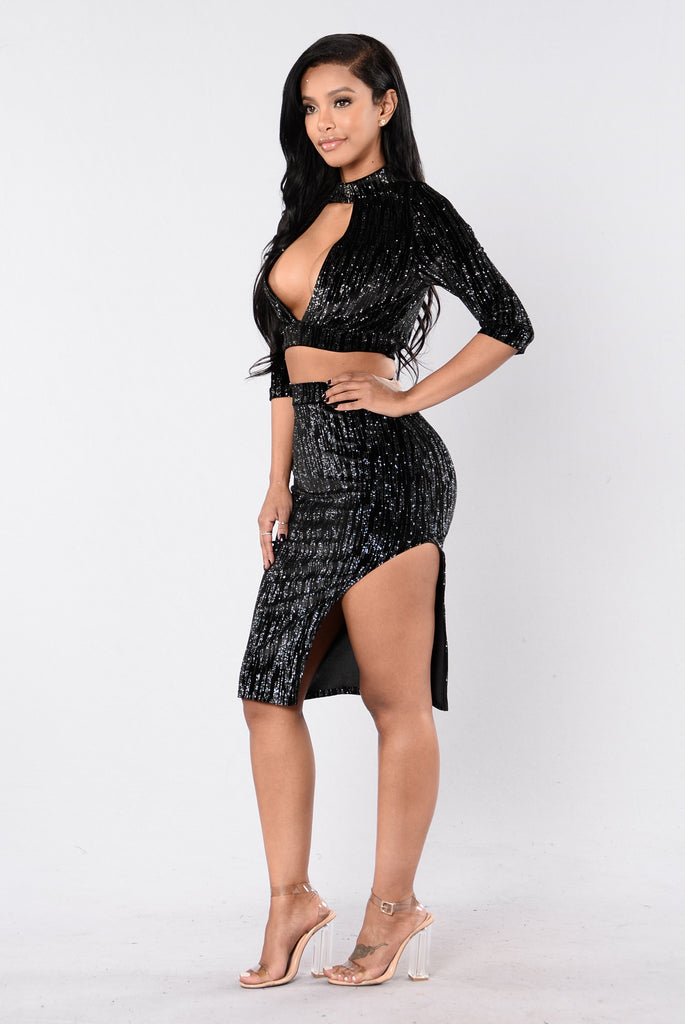 Steal The Night Set - Black