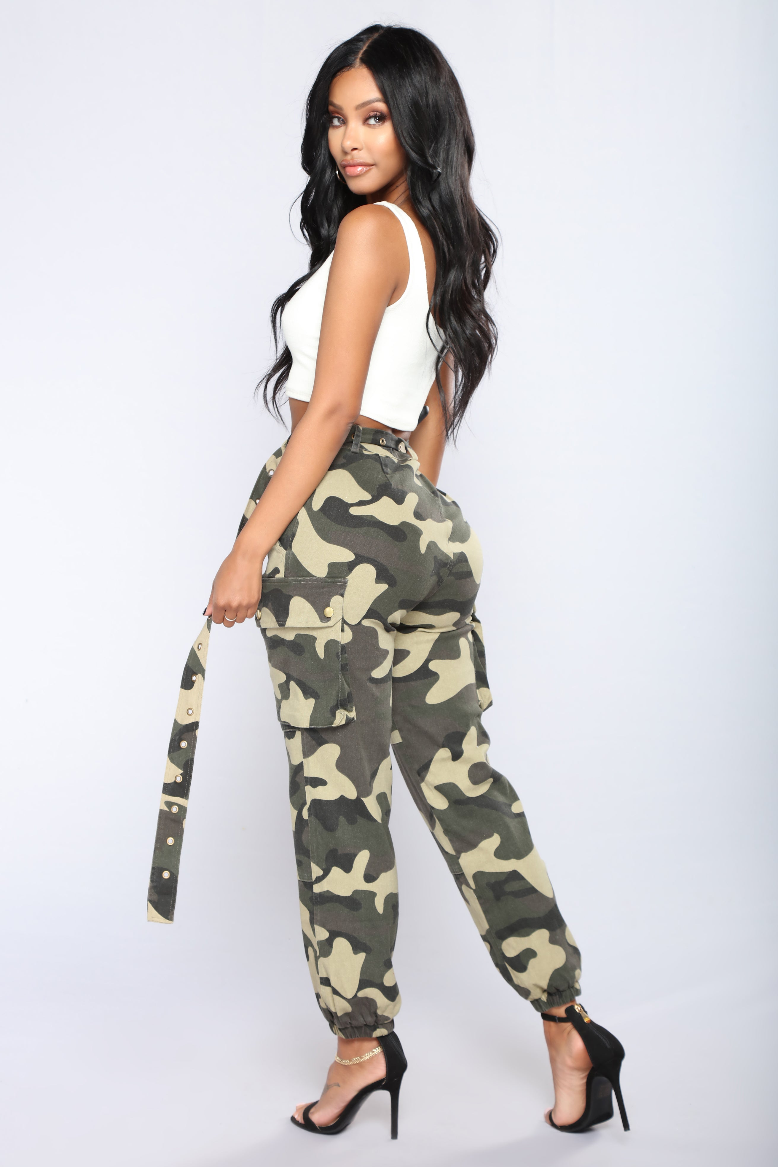 See Me Not Cargo Pants Camo