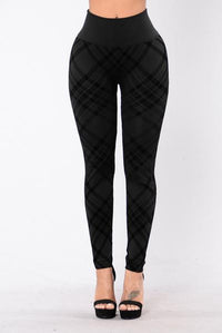 Finally Found You Leggings - Black