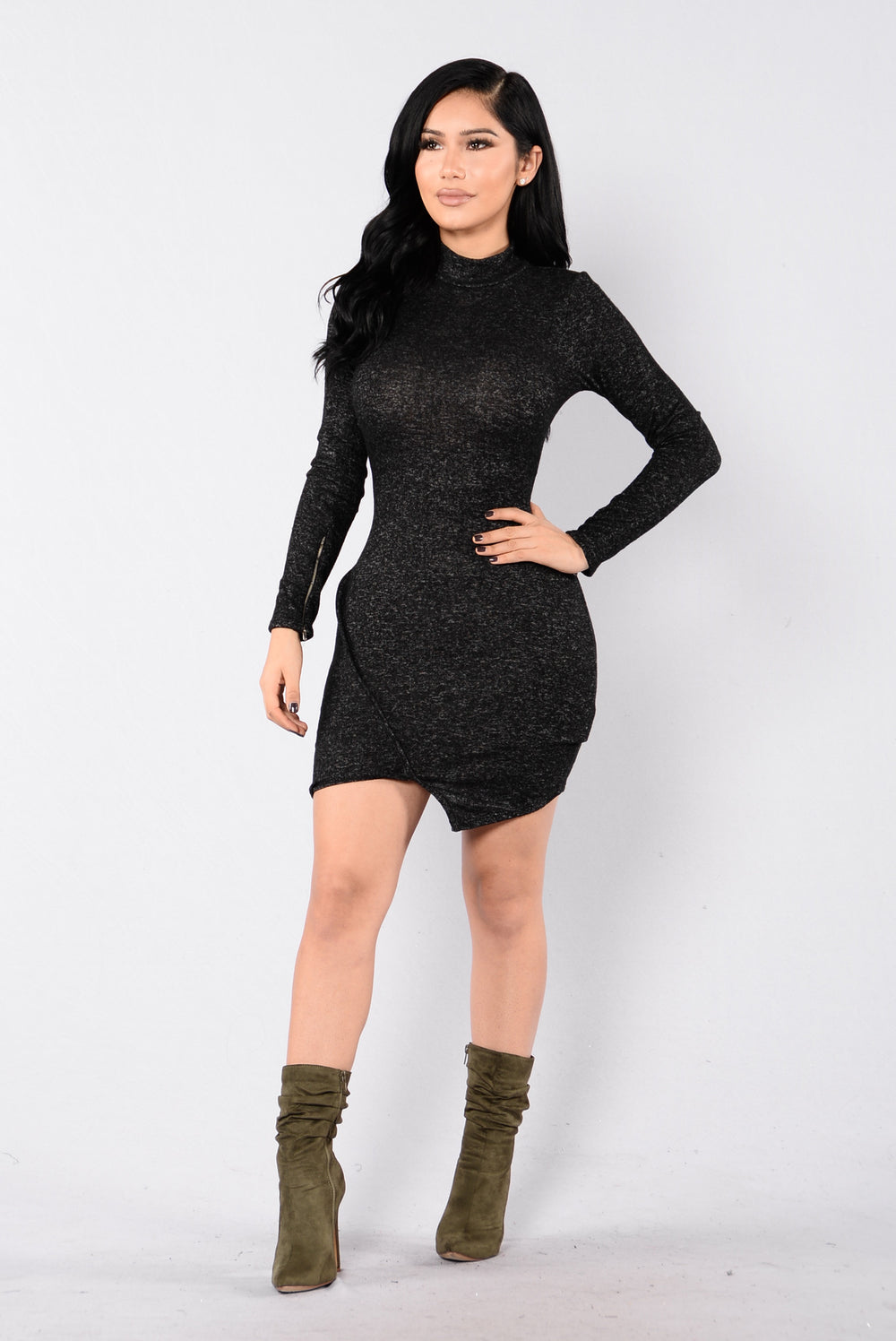 Elevate Dress - Black
