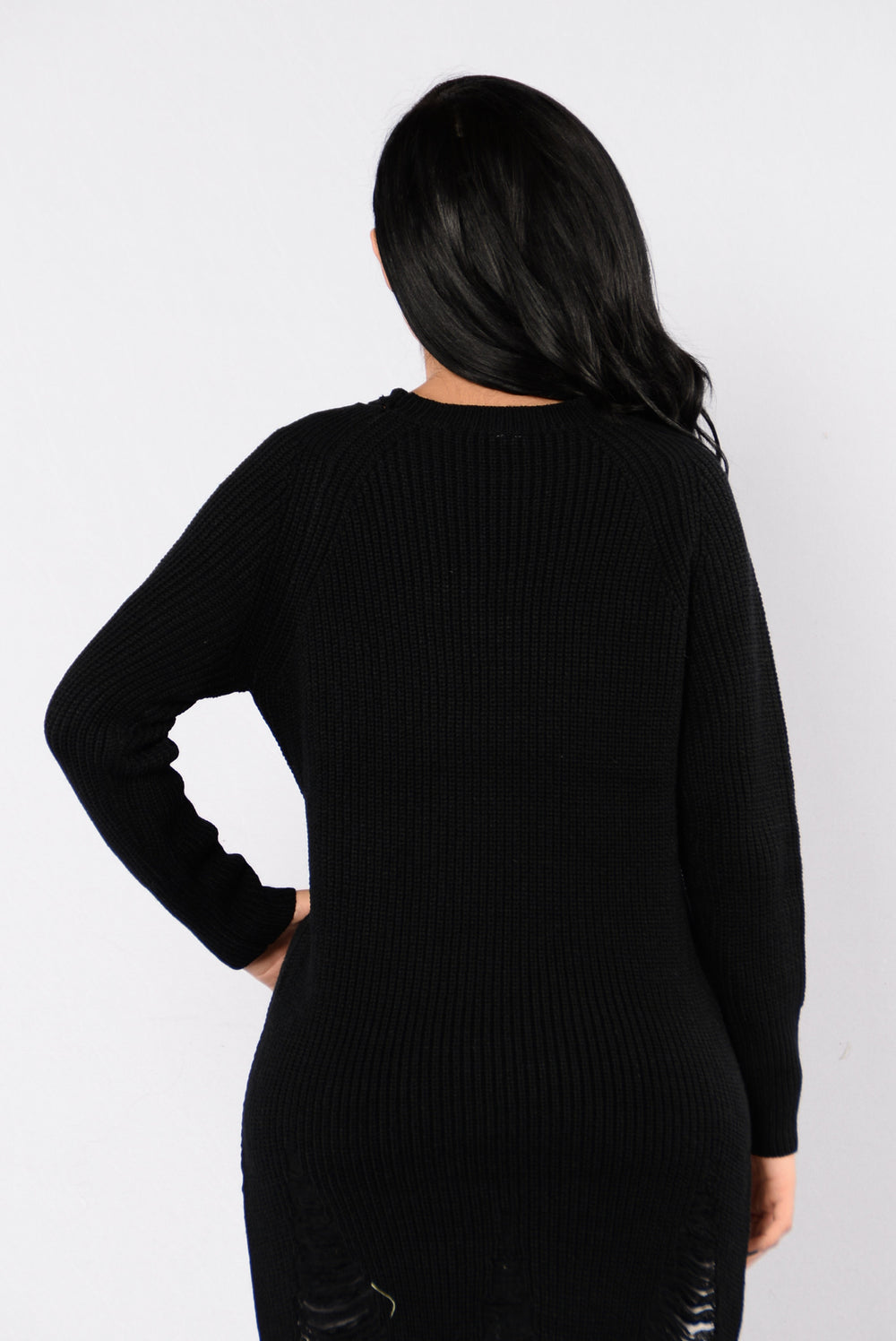 Lazy Jane Sweater - Black
