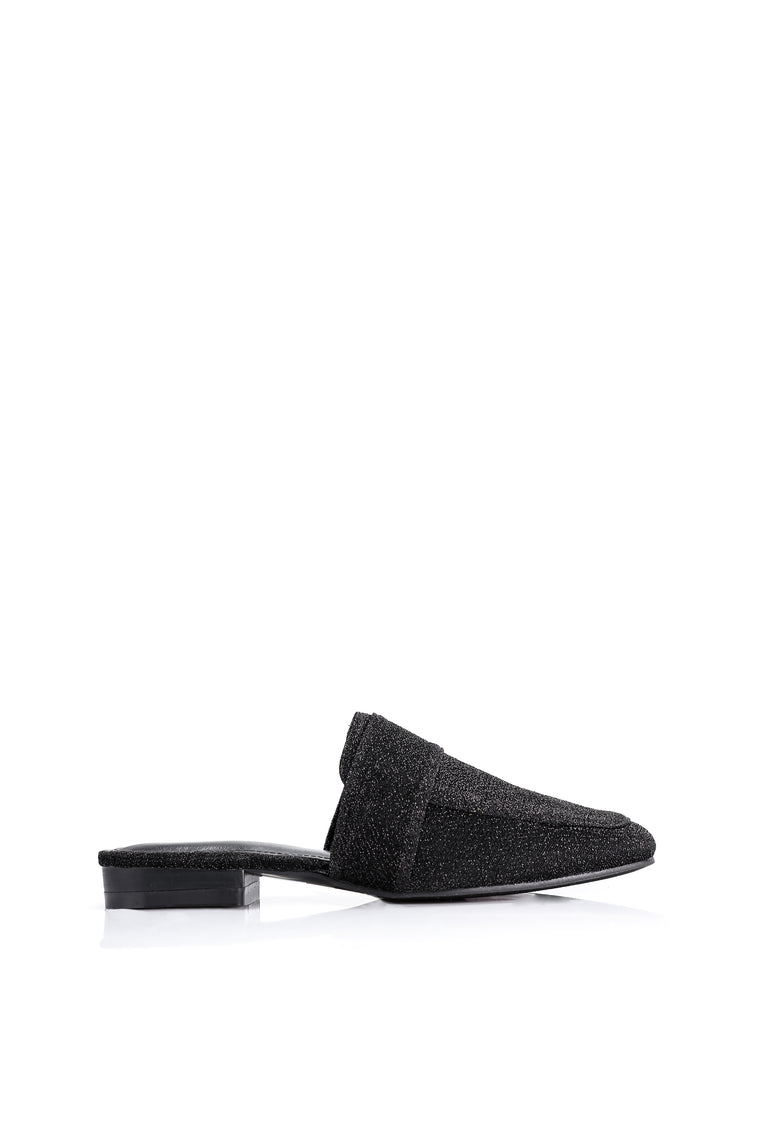 Cacey Flat - Black