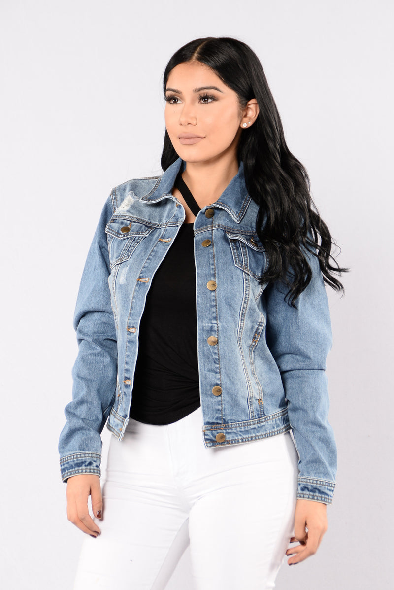 Call It Quits Jacket - Medium