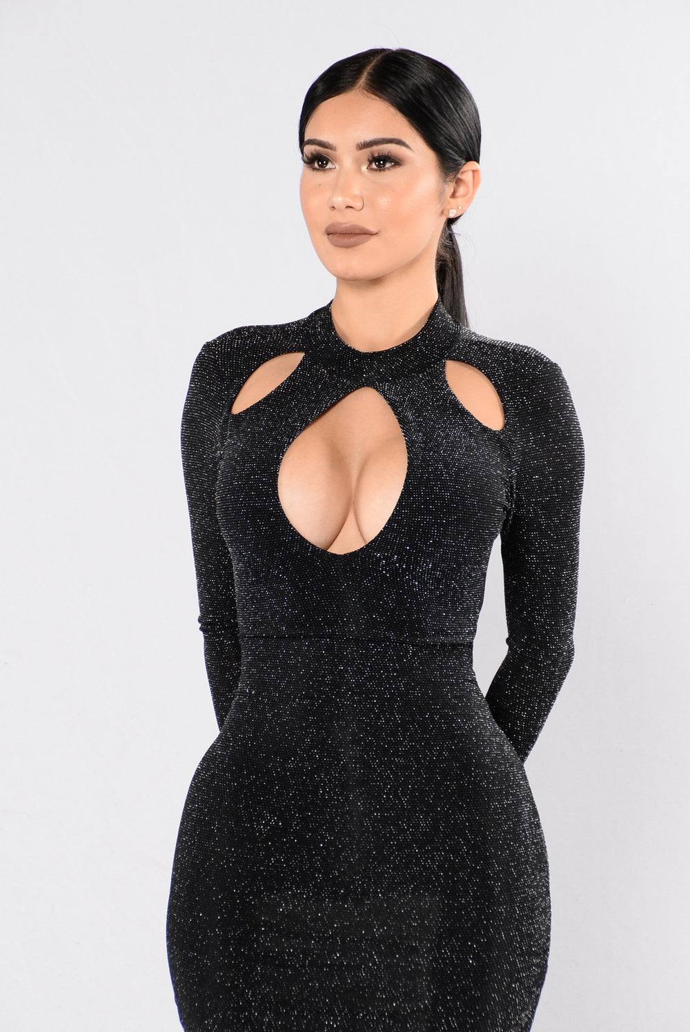 You Just Have To See Her Dress - Black