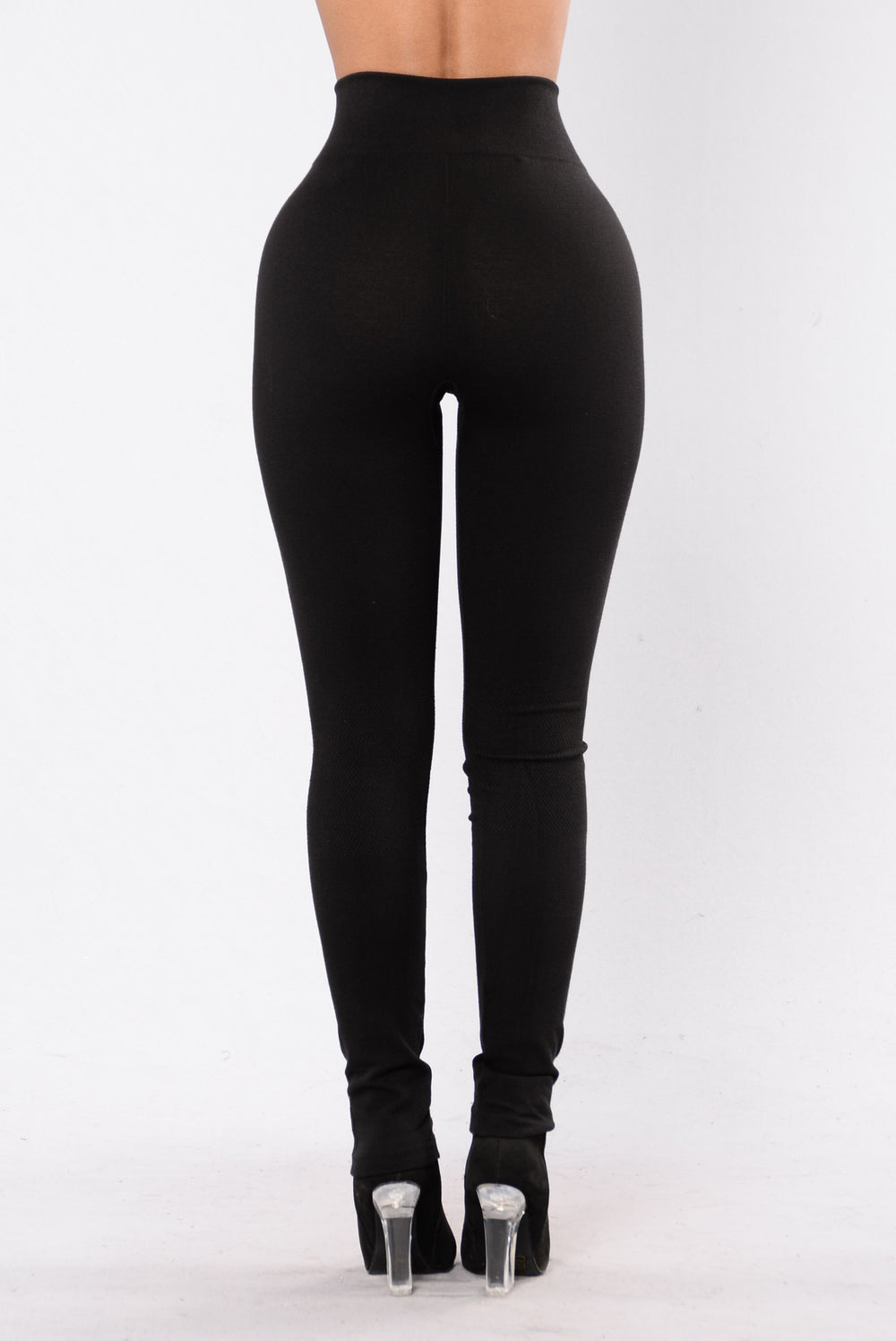 Take Your Mind Off Leggings - Black