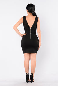 Rosario Dress - Black