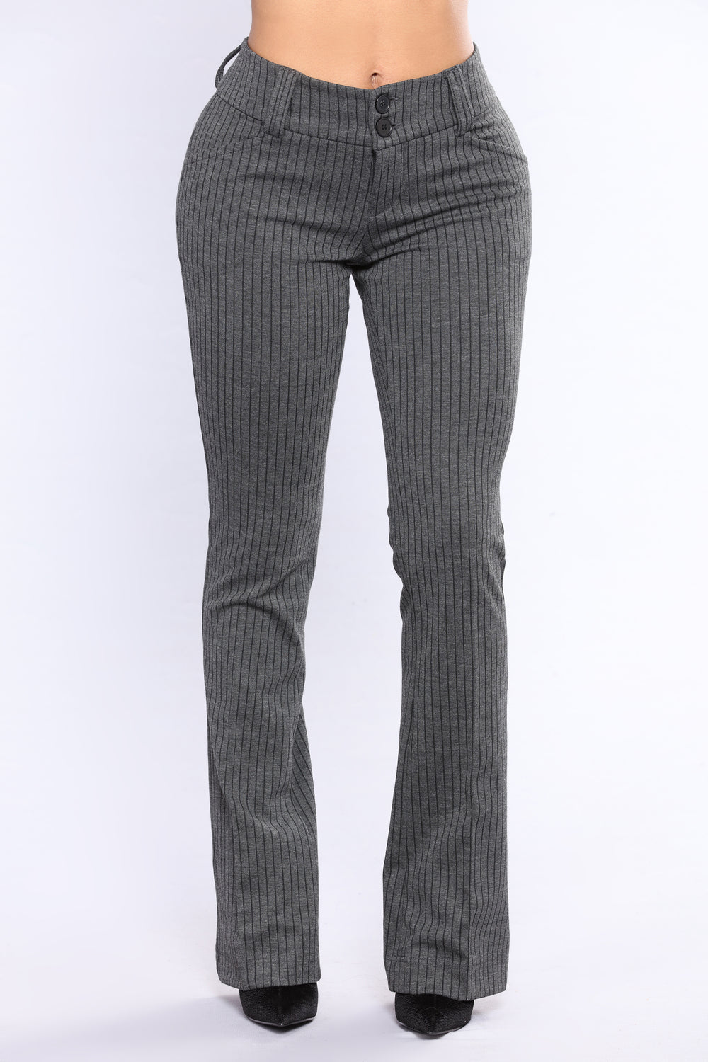 Donella Pants - Charcoal