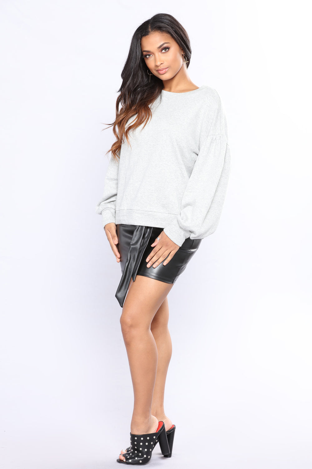 Casual Sundays Sweatshirt - Grey