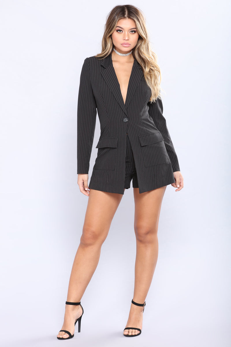 Fashion nova adventure romper
