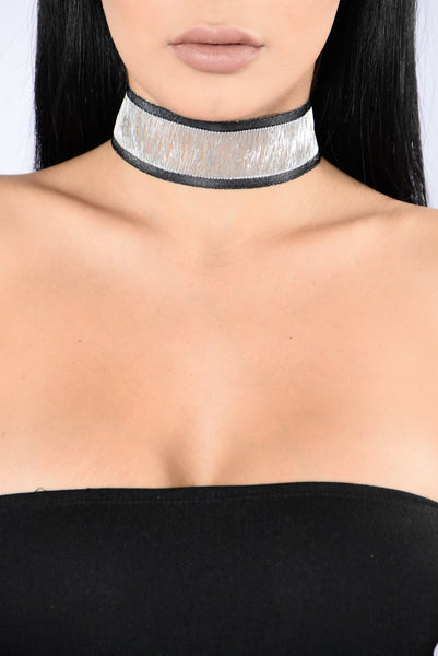 Dream Of Love Choker Set - Black