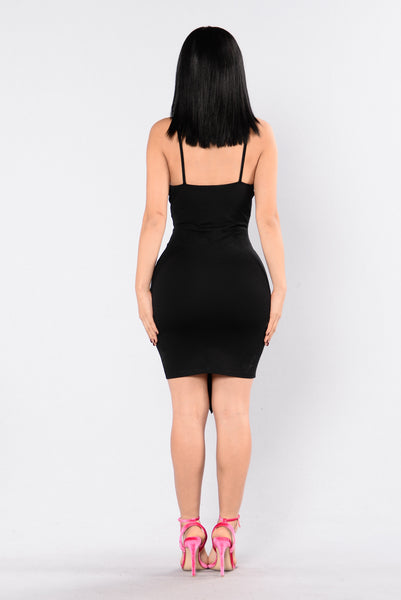 Rivals Dress - Black