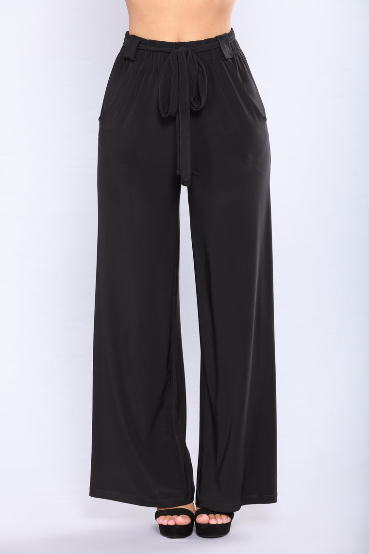 Hit Record Pants - Black