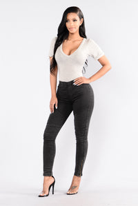 Drive By Leggings - Black