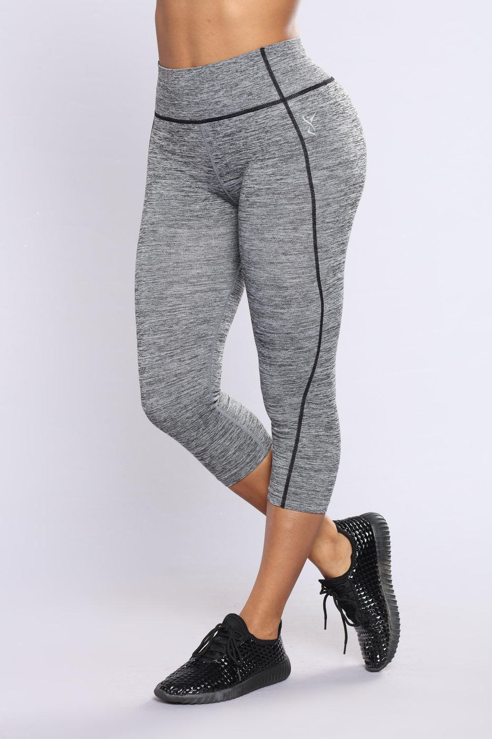 Run Today Active Capri - Black
