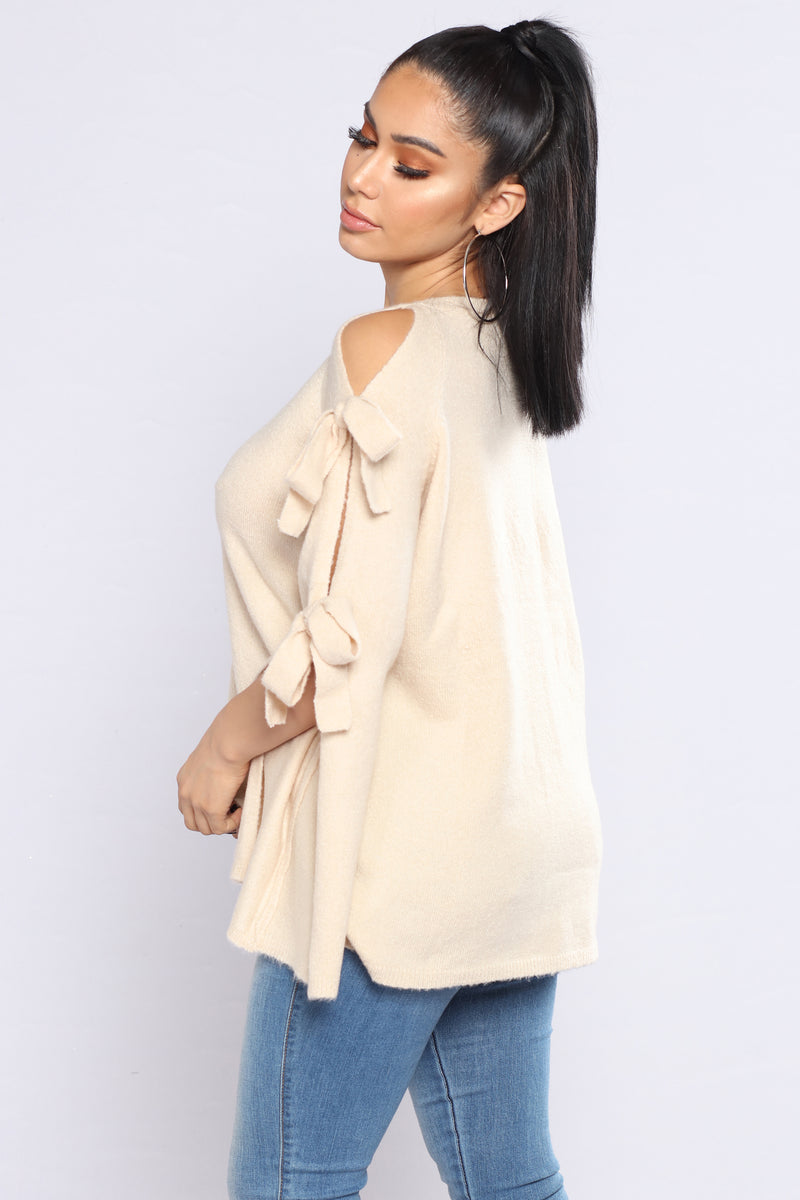 Katarina Sweater - Taupe